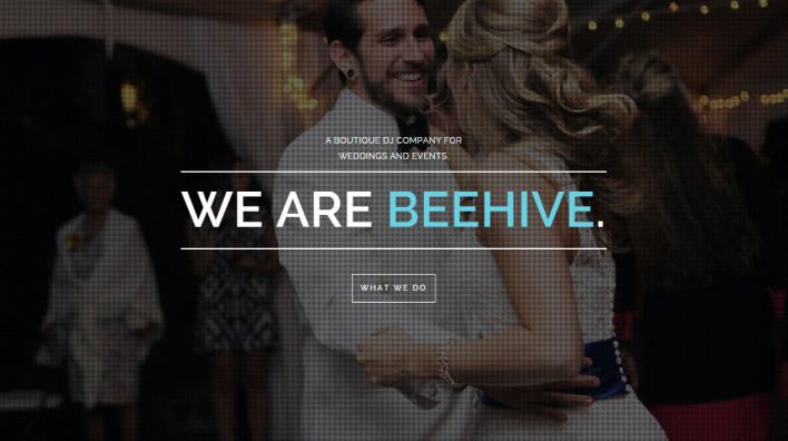 Beehive Website